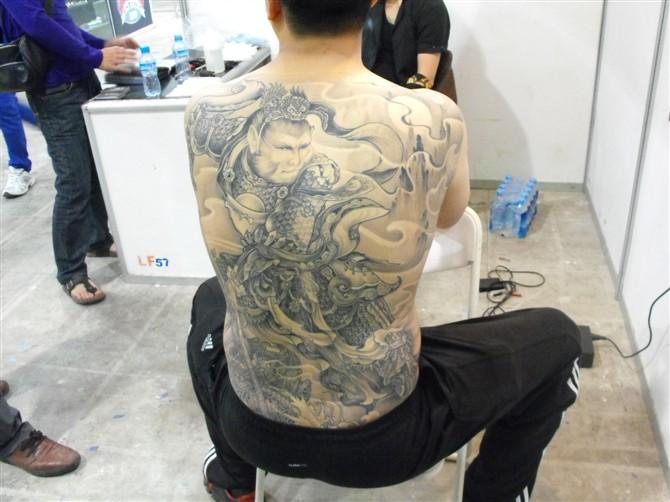 2010年廊坊国际纹身展和10月北京798国际纹身展