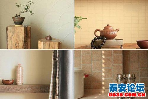 [需求信息] 123平实木三居diy 回归自然新中式风格图片