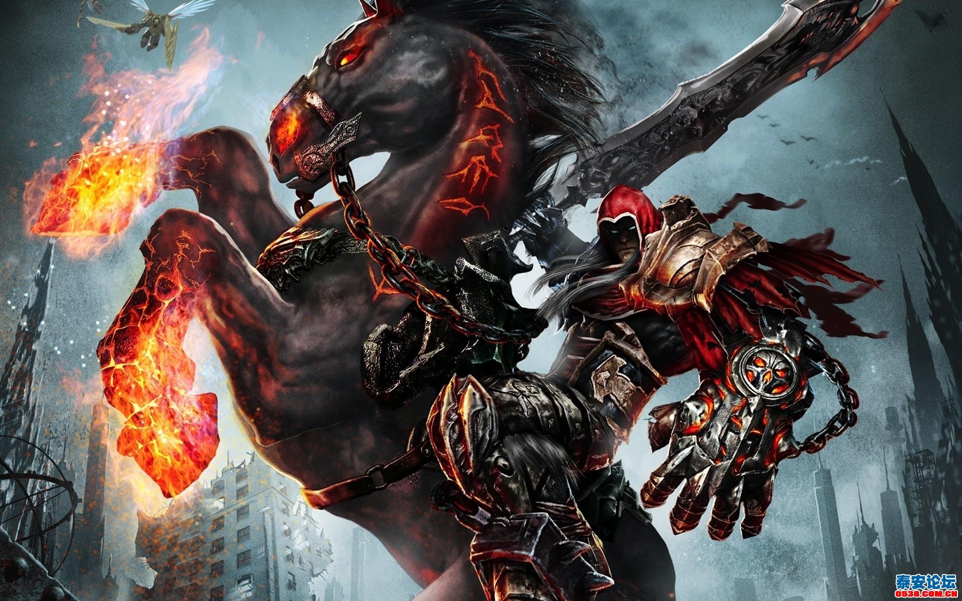 暗黑血统-超酷!