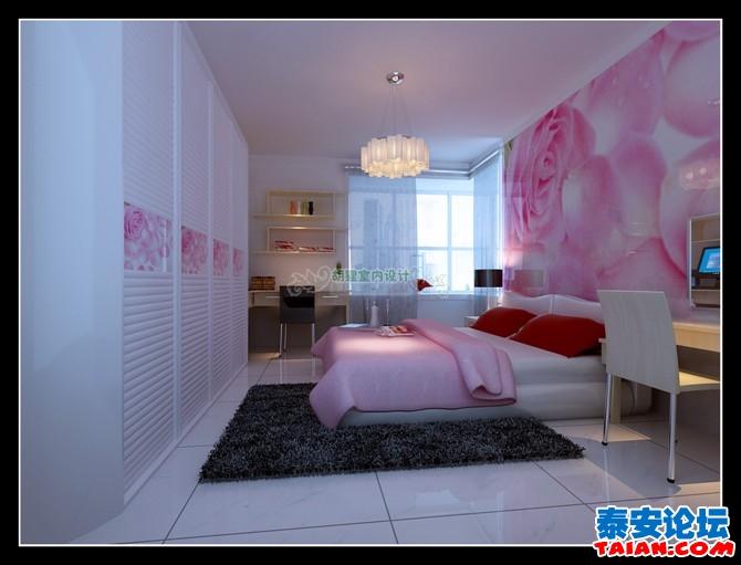 这房子太养眼了 一组房间装修图泰安拉呱图片