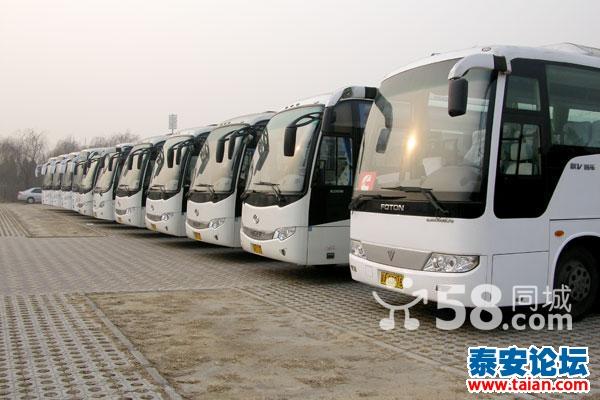 全国最好的广州租豪车-新14 55座豪华车常年出租