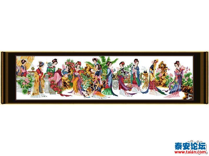 十二金钗是:林黛玉,薛宝钗,贾元春,贾探春,史湘云,妙玉,贾迎春,贾惜春
