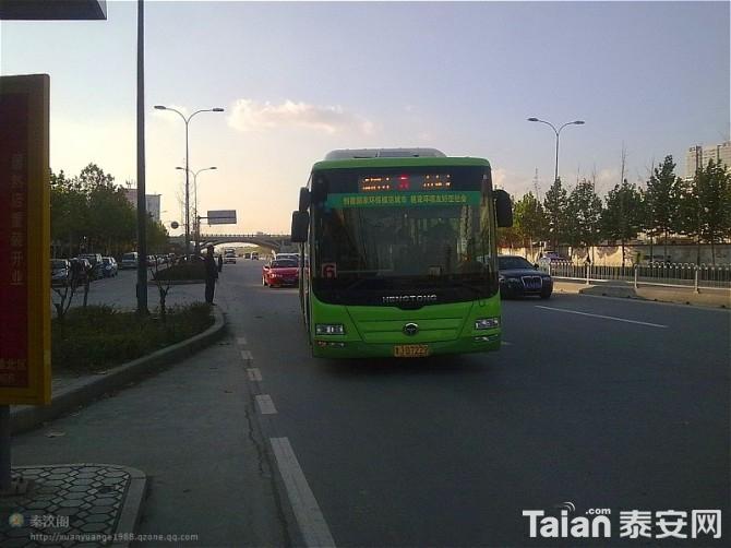 泰安市公交线路与旅游景点乘车指南【让你的旅途更加轻松愉快】