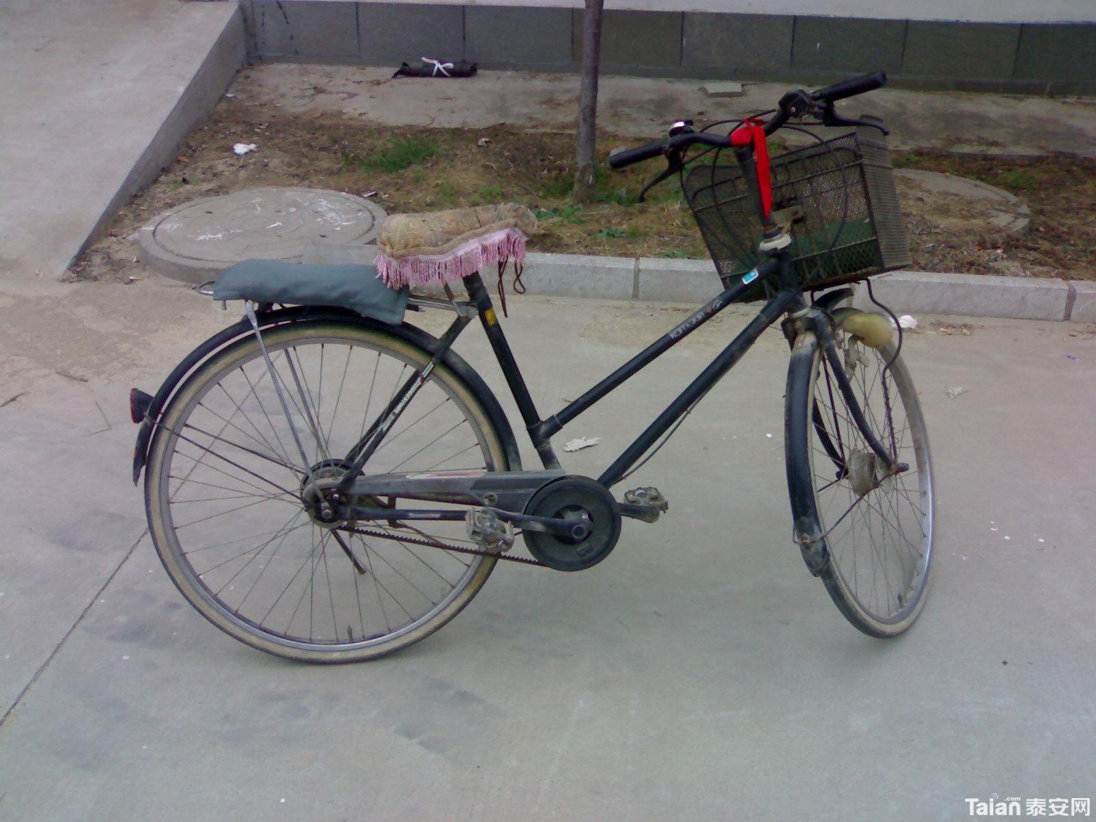 八十年代的自行车