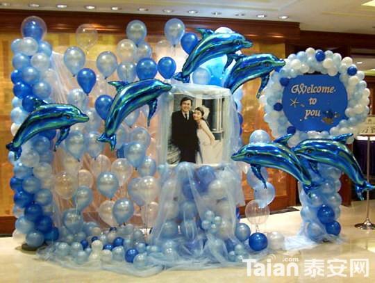 设计制作新奇的气球造型