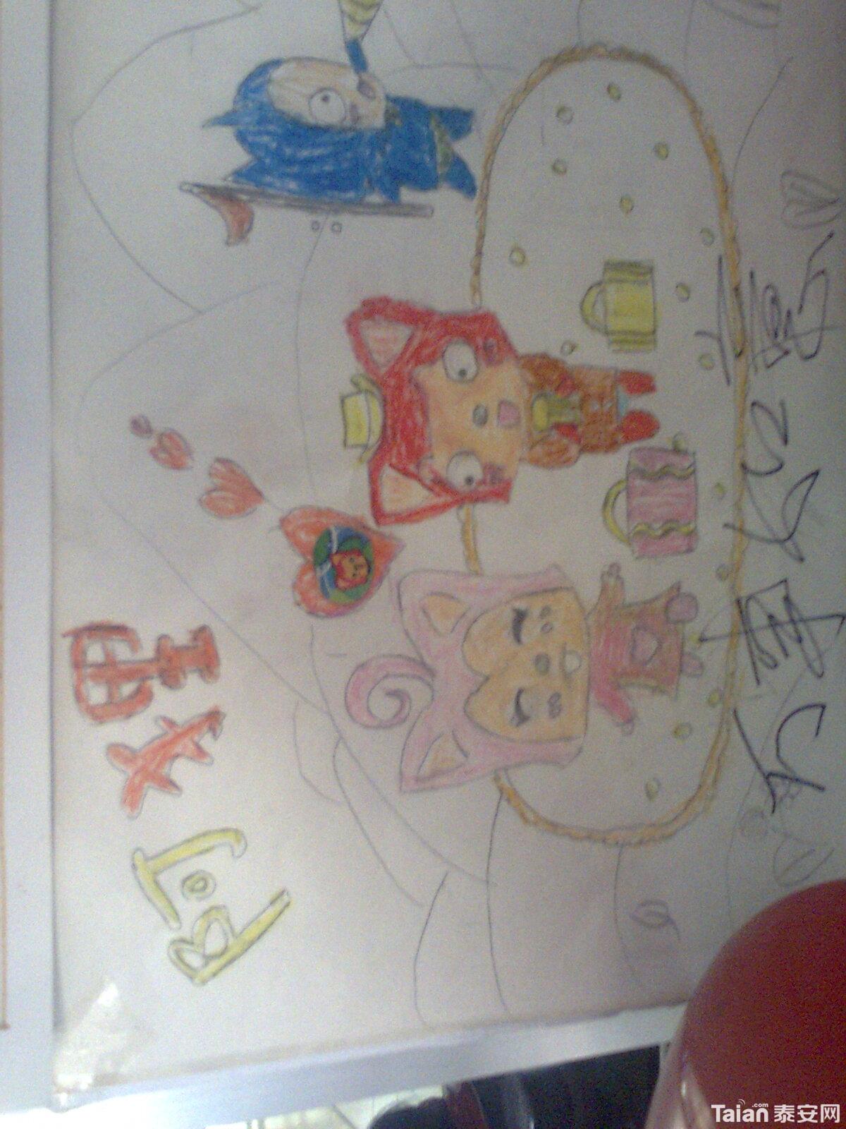 小学生图画 高清图片