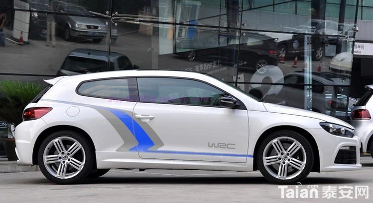 2013年最新款,新福克斯 ,polo整车拉花改装,适合所有两厢车 高清图片