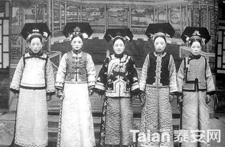 清朝的皇帝不当也罢 高清图片