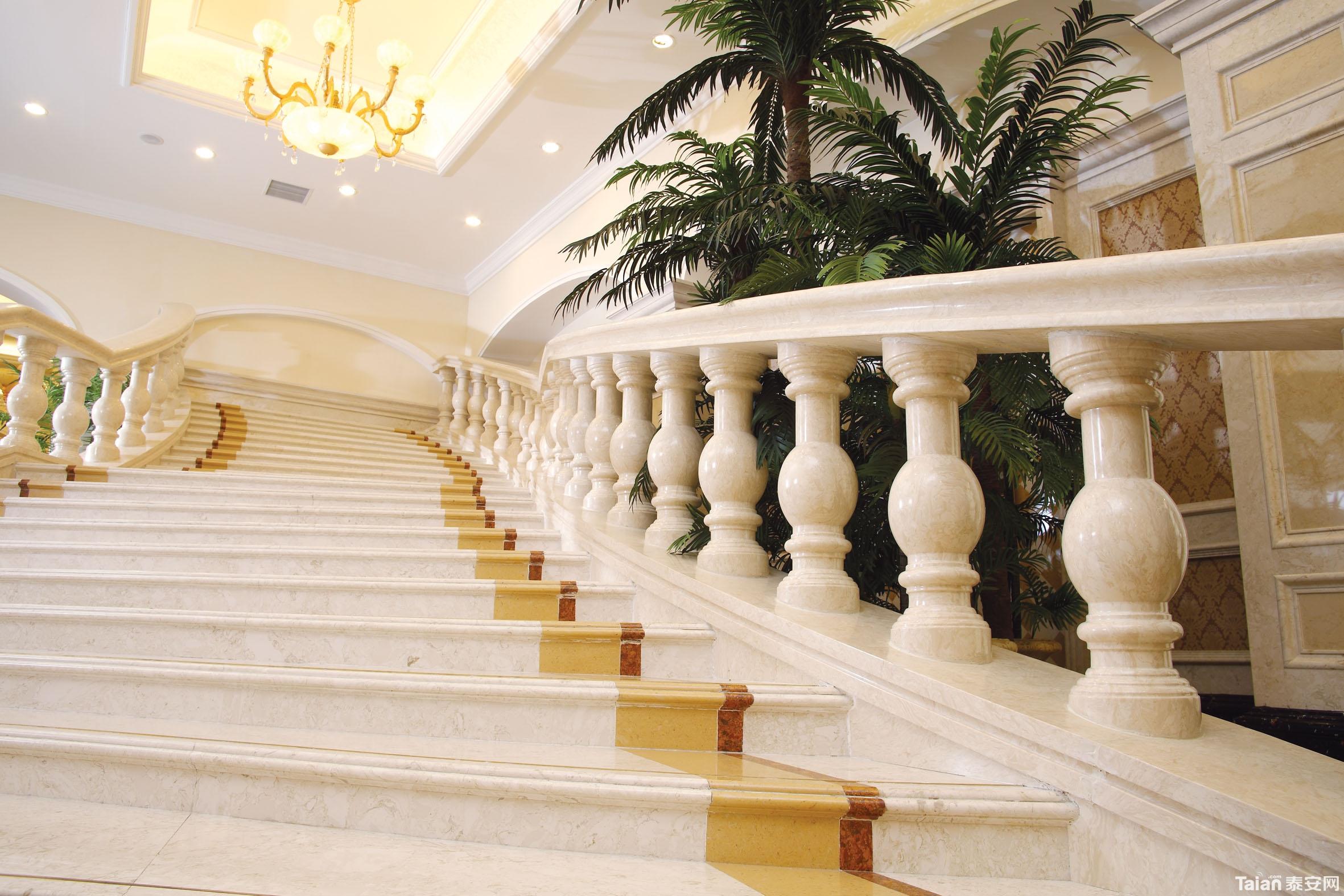 室内大理石台阶效果图