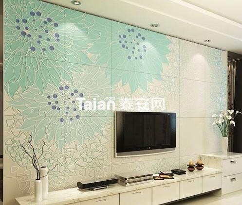 如何将电视机背景墙装饰得漂亮