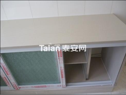 瓷砖橱柜----全瓷砖制作的