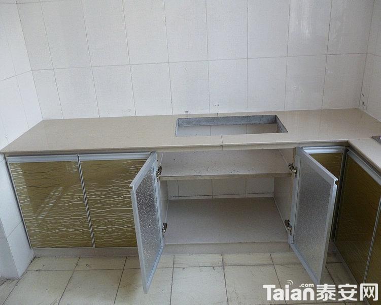 全瓷灶台>|厨房装修效果图|全瓷灶台制作过程   www.lyh8.