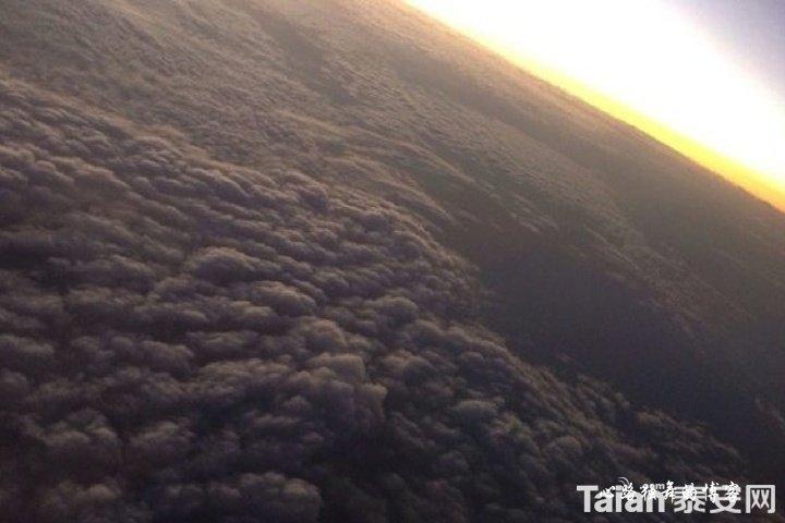 这是美国卫星拍到的可怕的中国雾霾