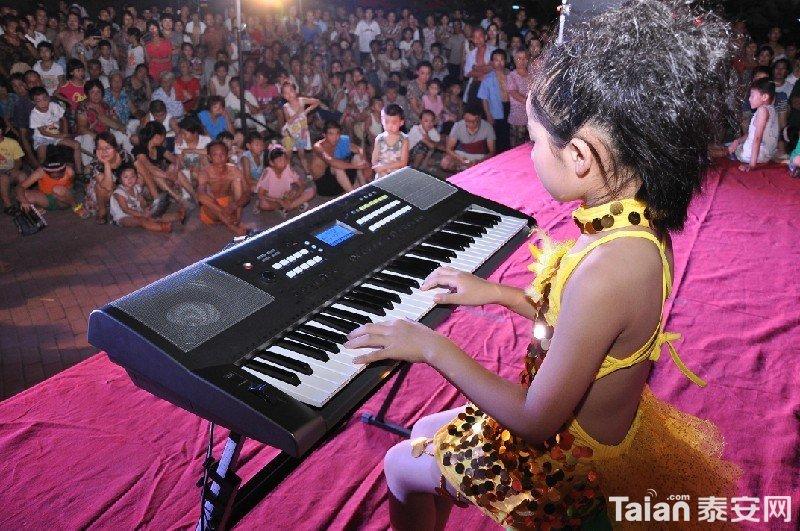 泰安幼儿电子琴,唱歌,钢琴招收学员中! - 教育培训图片
