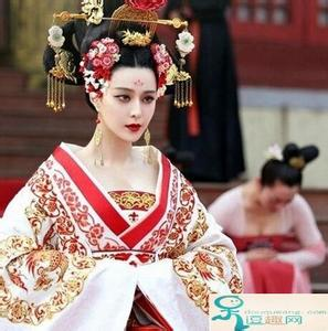 2015最新古装剧照 武媚娘传奇