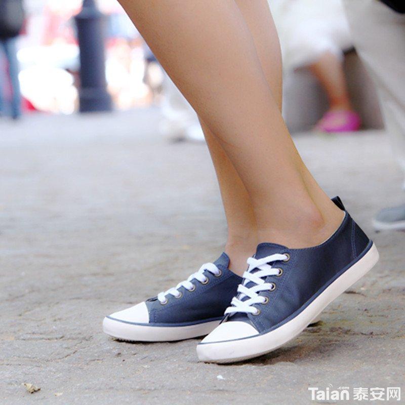 卖hm帆布鞋 休闲鞋