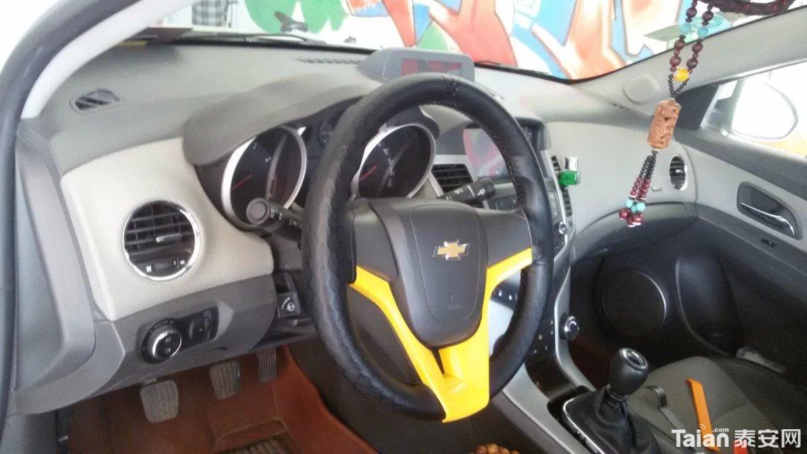 科鲁兹汽车内饰改装------泰山酷车联盟