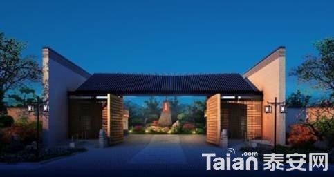 中式建筑风格,采用三开三进的室内布局,透过主次有序的空间规划,虚实