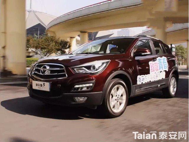 试驾报告丨小排量高效率 这款8万级SUV的动力表现很劲!
