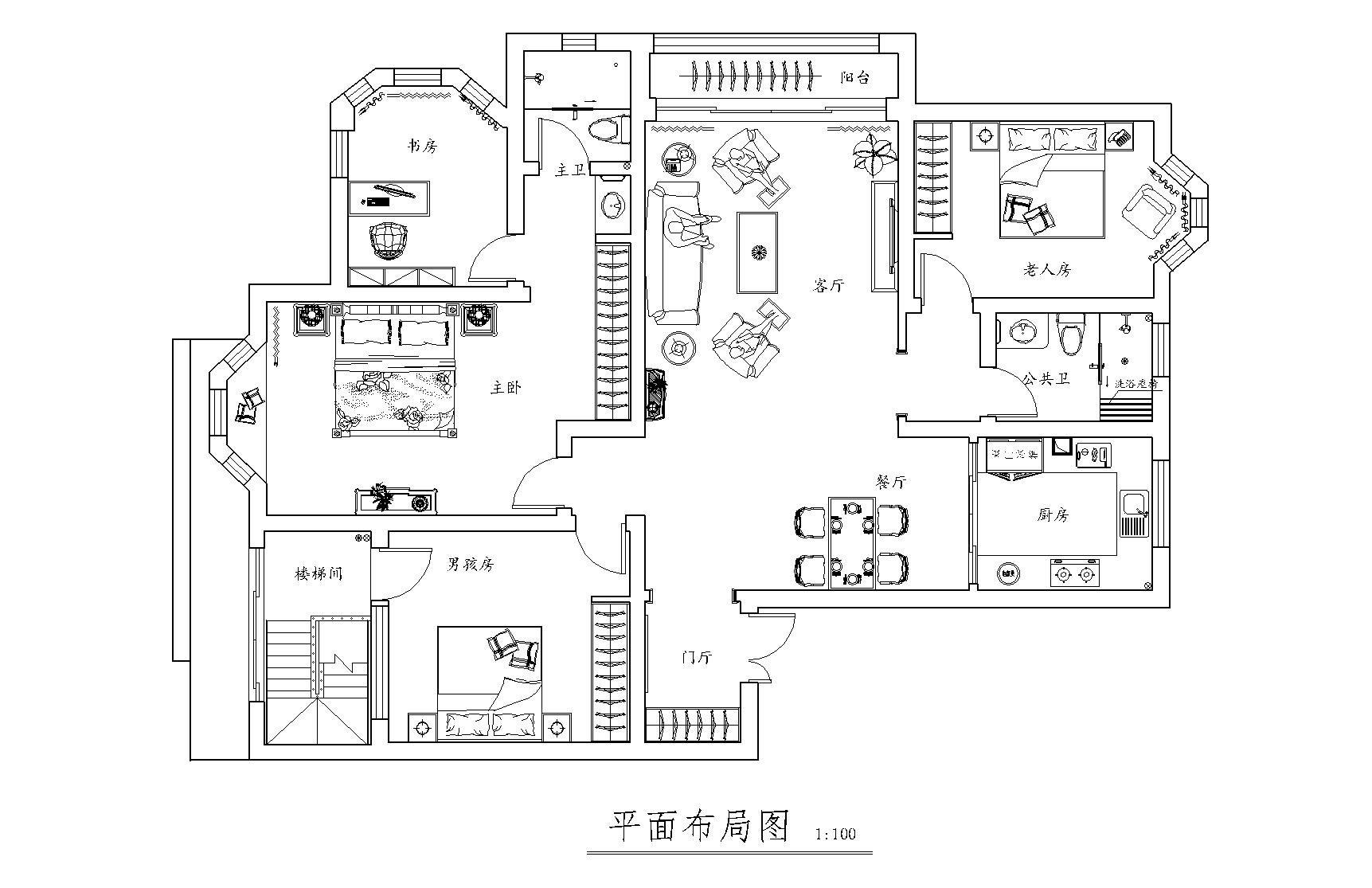 荣郡国际32号楼2单元102-Model.jpg