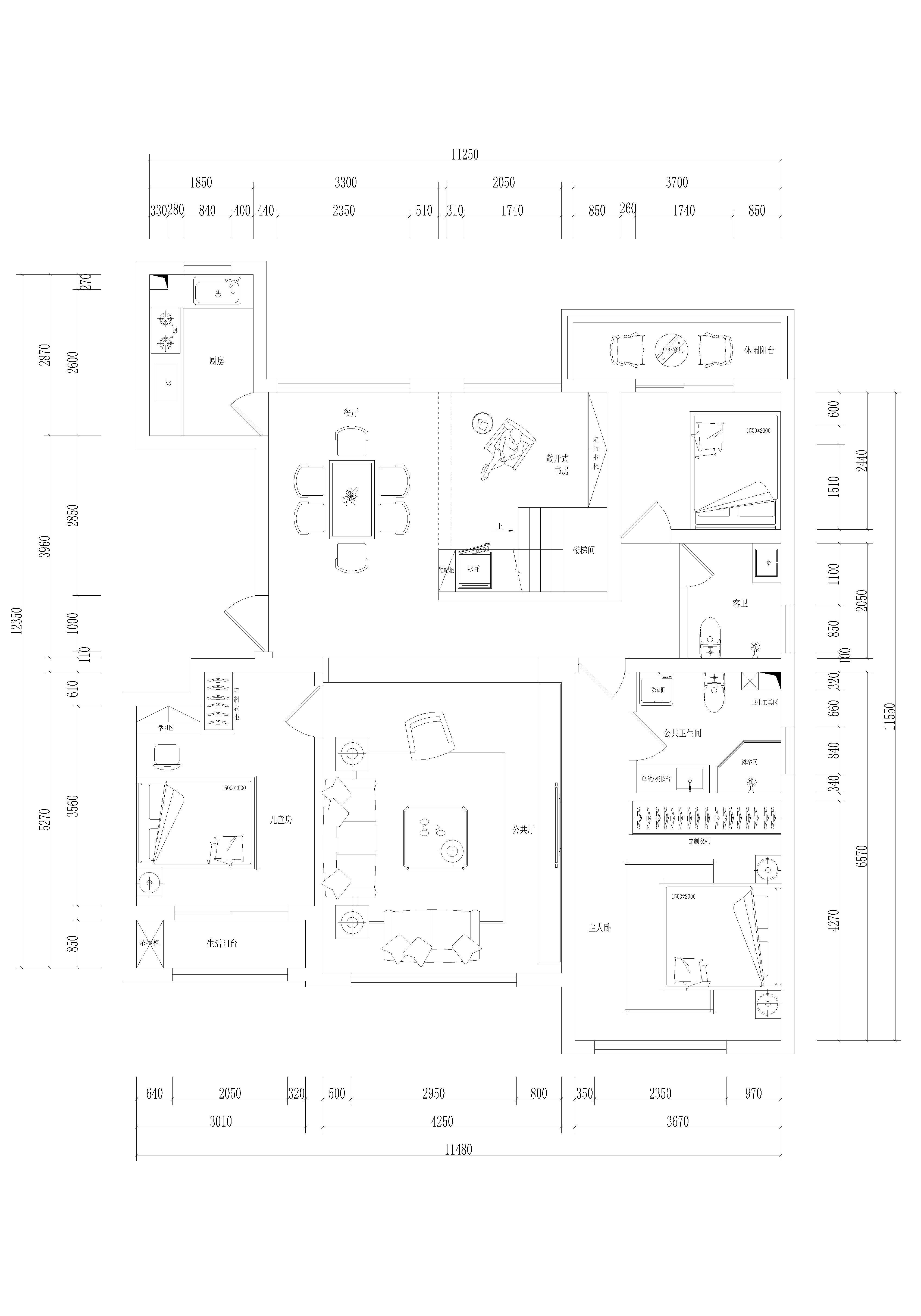国悦府 16#-501 阁楼-Model.jpg