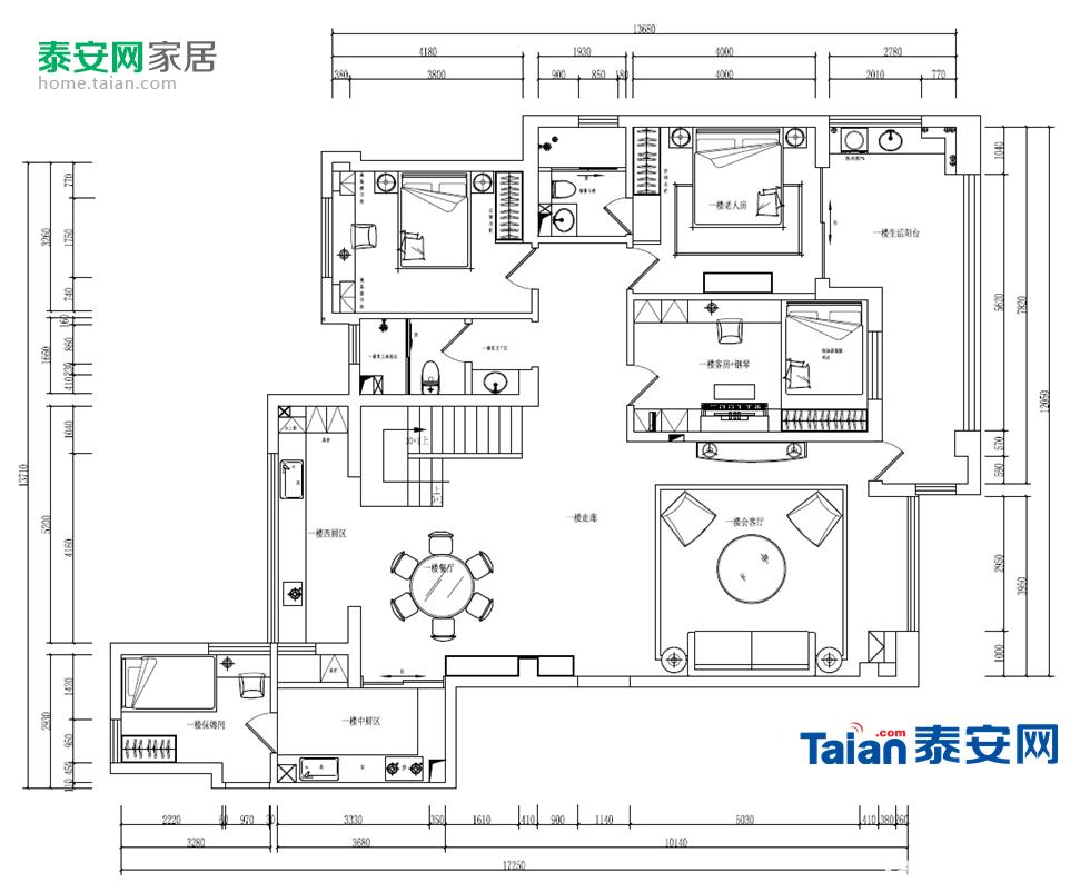 美庭最终平面规划图一楼.png