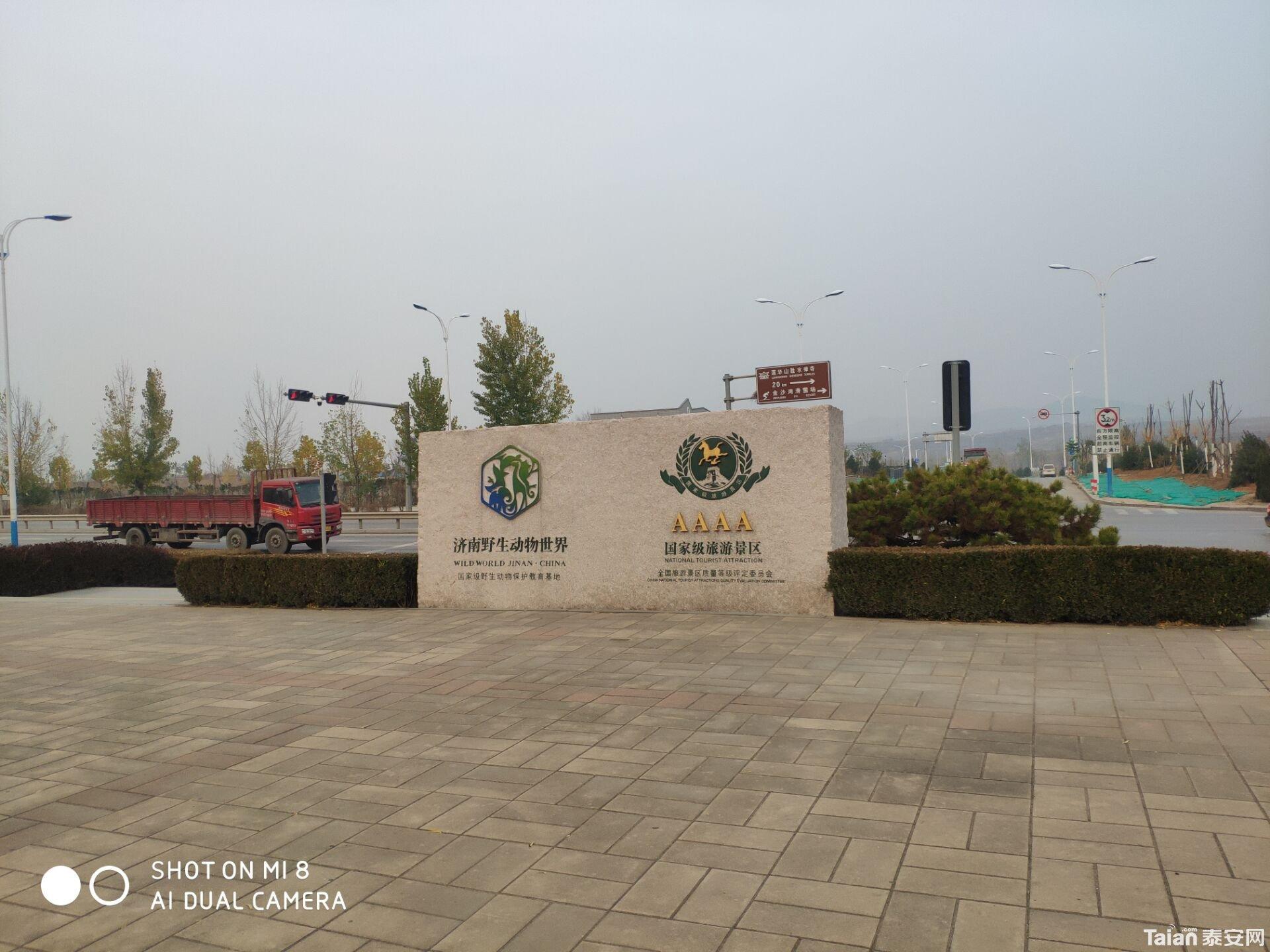 济南野生动物园 - 泰安拉呱 - 泰安论坛 - powered by