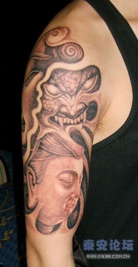 我的2008年纹身作品(6月5号上传12张新作品)