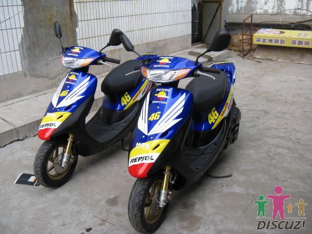 出售本田50 dio系列踏板摩托车图片