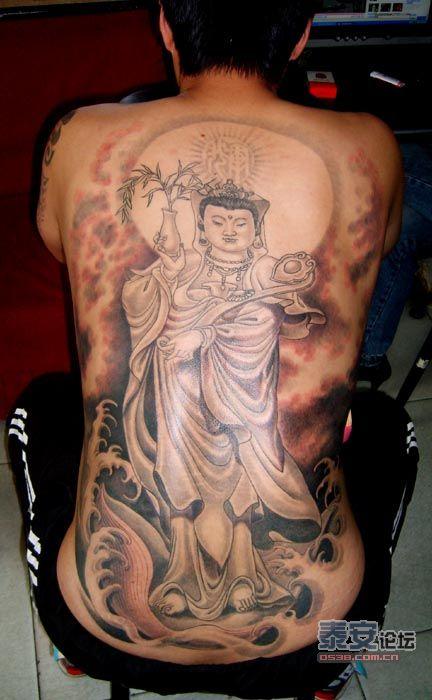 雷子的纹身(和纹身背后的故事)~~~~