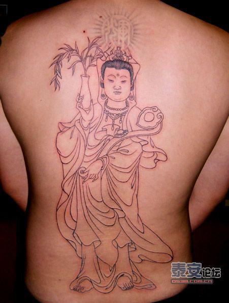 雷子的纹身(和纹身背后的故事)~~~