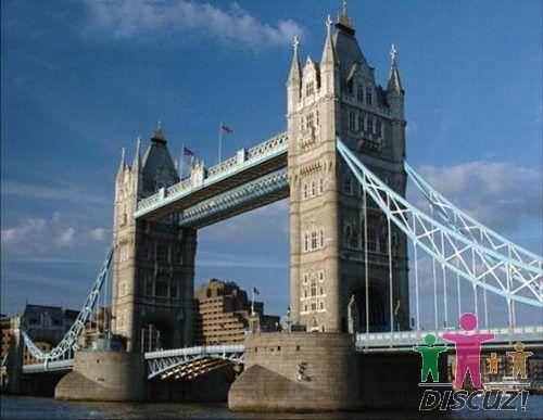 伦敦塔桥        伦敦塔桥
