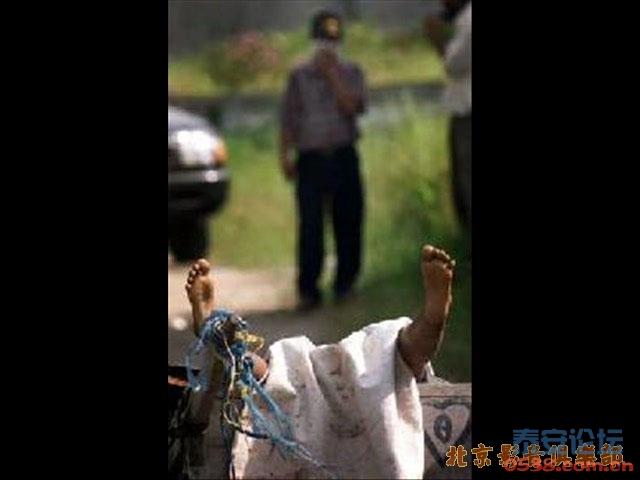 胆小勿进_灵异吧_百度贴吧   98年印尼排华事件照片一张比一张血腥